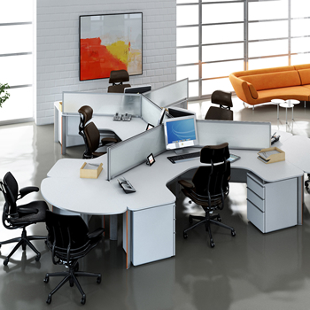 辦公家具設計裝潢