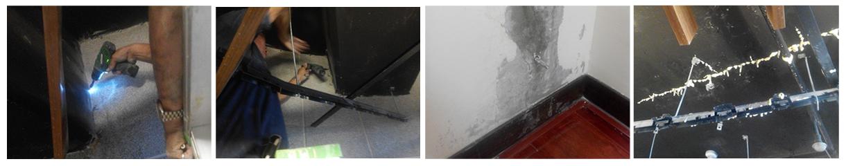 室內裝修前防水